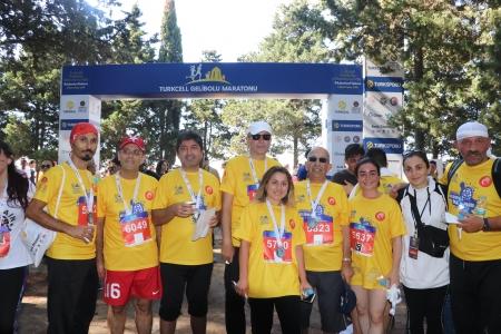 Gelibolu Maratonu 5. Kez Koşuldu