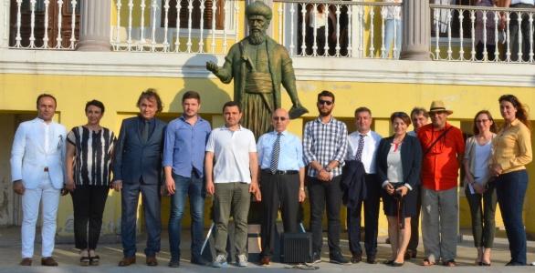 Güzel Sanatlar Fakültesi Geleneksel Türk Sanatları Bölümü Son Sınıf Öğrencilerinin Sergisi Açıldı