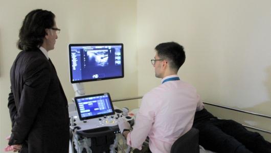 Hastanemiz Radyoloji Biriminde Yeni Ultrasonografi Cihazları Hizmete Girdi
