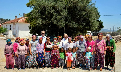 Kültürel Miras Anadolu Projesi'nin Sertifika Dağıtım Töreni Gerçekleştirildi