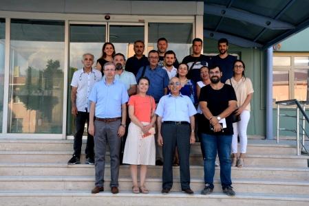 Rektör Murat Diş Hekimliği Fakültesinde İncelemelerde Bulundu