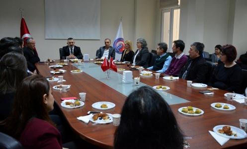 Siyasal Bilgiler Fakültesi Bahar Yarıyılı Akademik Yıl Açılışı Yapıldı