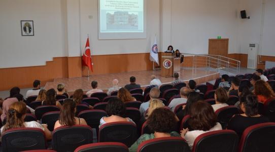 YDYO Akademik Kurul Toplantısı Gerçekleştirildi