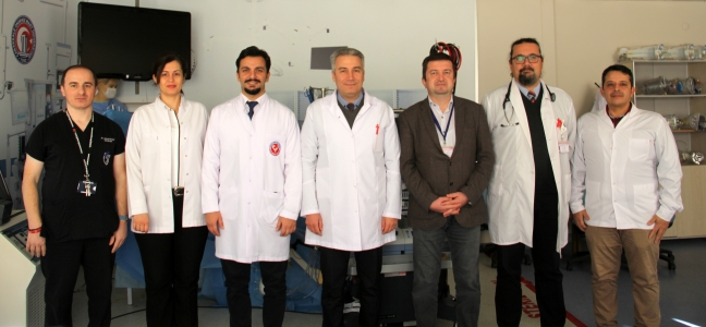Çanakkale Onsekiz Mart Üniversitesi'nden Bilim İnsanlarının Keşfettikleri Yeni Bir Kalp Hastalığı Dünya Tıp Literatürüne Girdi
