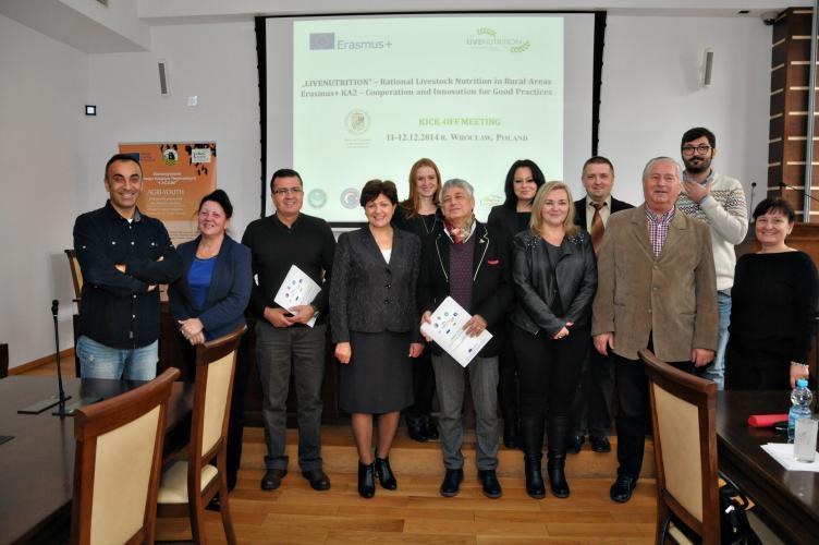 AB Projesinin Final Toplantısı ÇOMÜ Öncülüğünde Bükreş'te Yapıldı
