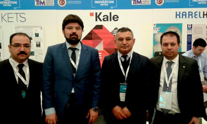 Çanakkale Teknopark, Türkiye İnovasyon Haftası Etkinliklerinde Tanıtıldı