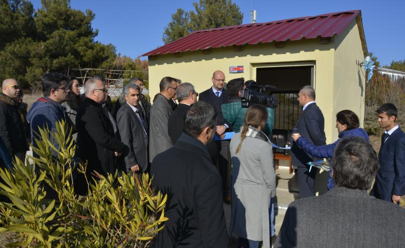 ÇOMÜ'de Deprem Kayıt İstasyonu Açıldı