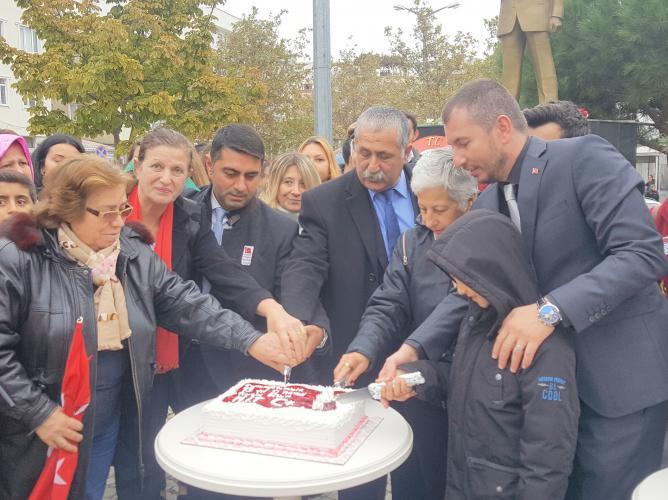 ÇOMÜ HİT'ten Cumhuriyet Bayramı Etkinlikleri