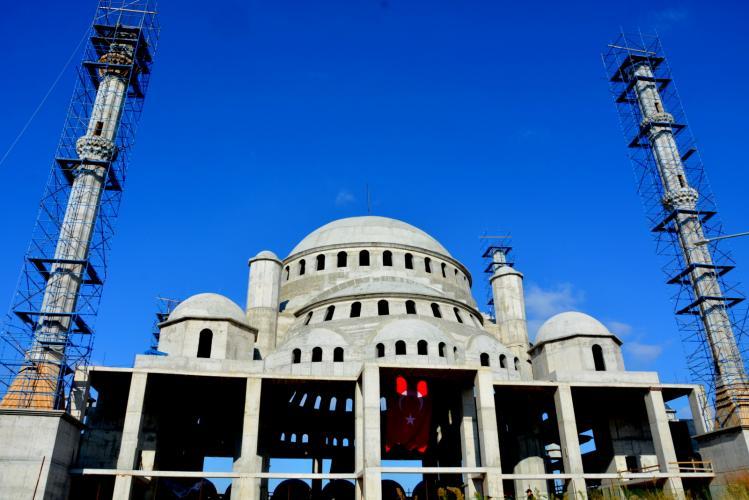 ÇOMÜ Terzioğlu Yerleşkesi Camii İnşaatı Bilgilendirme Toplantısı Yapıldı