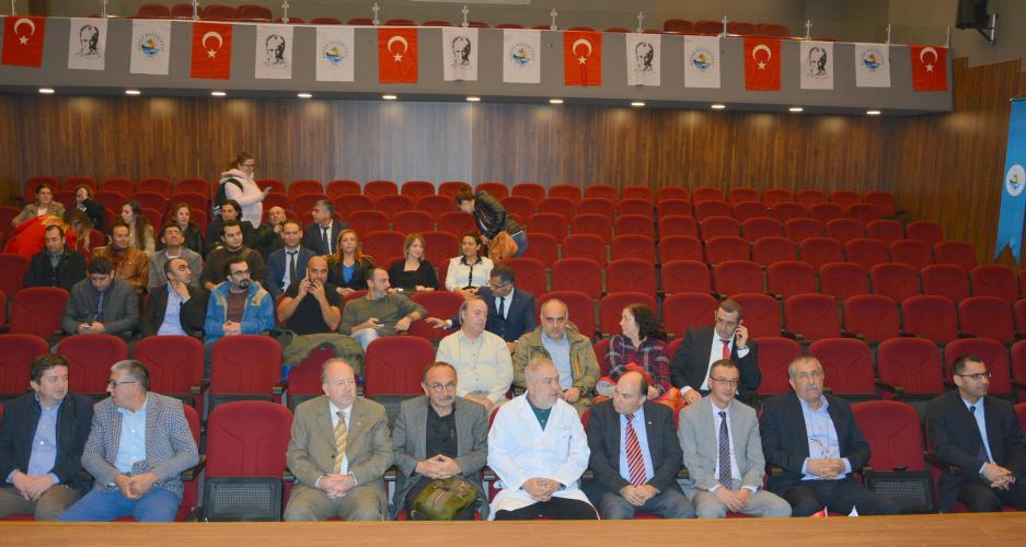 ÇOMÜ Tıp Fakültesi Araştırma ve Uygulama Hastanesinin 8.Kuruluş Yıldönümü Kutlandı