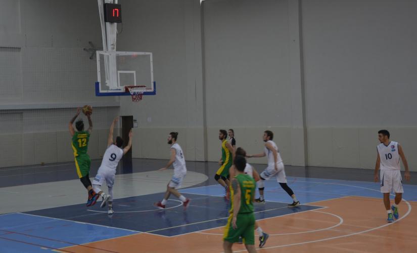 ÇOMÜ, Ünilig Erkekler Basketbol Ligi'ne Galibiyetle Başladı