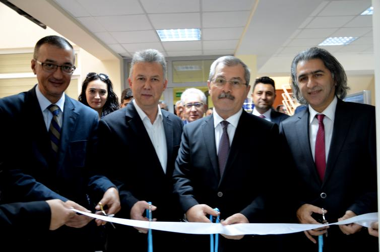 Dış İlişkiler Koordinatörlüğünün Yeni Ofisi Törenle Açıldı