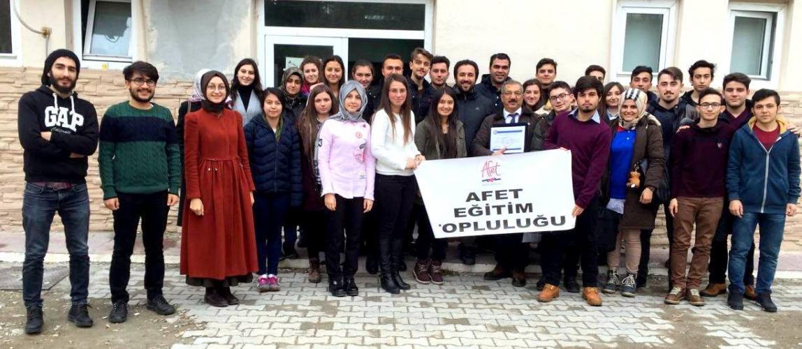 İnsani Yardım Boyutuyla Türk Kızılayı Konuşuldu