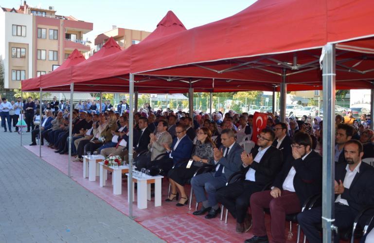 """Rektör Prof. Dr. Yücel Acer, """"15 Temmuz Şehitlerini Anma ve Aşure"""" Programına Katıldı"""