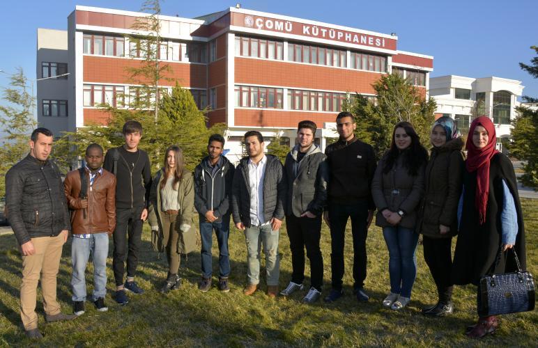 Uluslararası Öğrenci Sayısında  %53 Artış