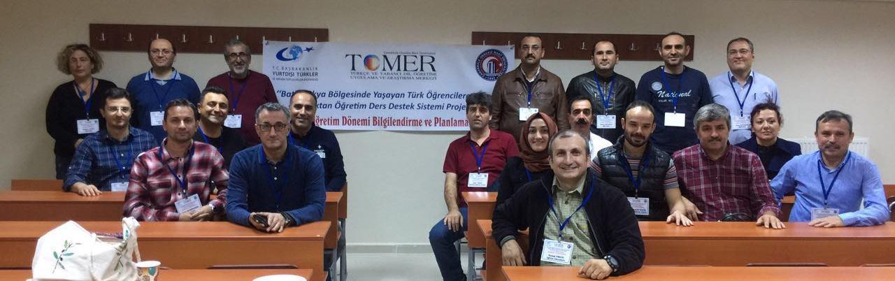 Yurtdışı Türkler ve Akraba Topluluklar Başkanlığı'ndan Destek