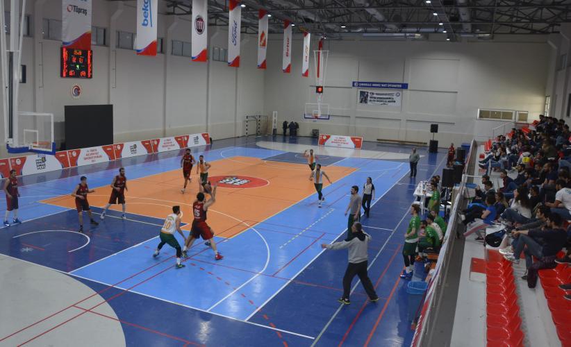 14. Türkiye Koç Spor Fest Üniversite Oyunları ÇOMÜ'de Başladı