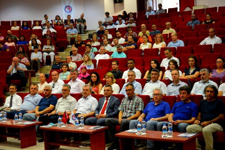 15 Temmuz Halk İradesine Suikast ve Memleketi İşgal Girişimi Konferansı Gerçekleştirildi