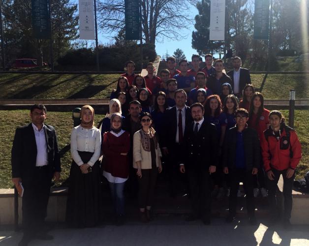 Afet Eğitim Topluluğu, Türkiye Afet Risk Yönetimi Toplantısına Katıldı