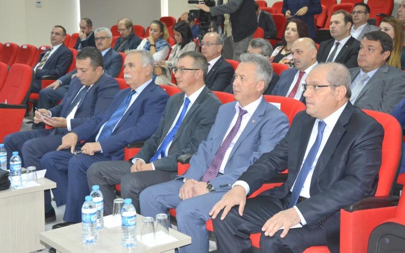 Bilim ve Sanayi Teknoloji Bakanlığı 3. Bölge İstişare Toplantısı ÇOMÜ'de Yapıldı