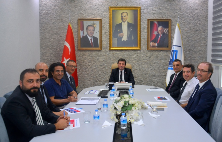 """""""Çanakkale 1. Proje Pazarı""""nın Toplantısı Gerçekleştirildi"""
