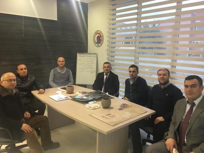 ÇOMÜ Dr. İbrahim Bodur Girişimcilik Uygulama ve Araştırma Merkezi Binası Tamamlandı