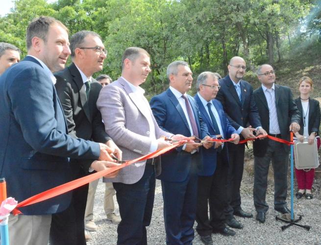 ÇOMÜ, Belediye, Rasathane İşbirliği İle Çan Deprem İzleme İstasyonu Hizmete Girdi