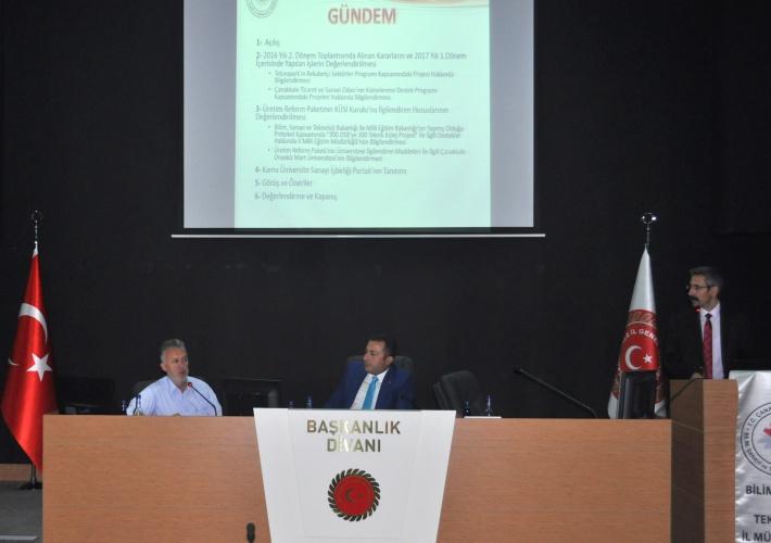 ÇOMÜ, Çanakkale Sanayisine Katkı Sunuyor