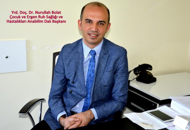 ÇOMÜ'de Çocuk ve Ergen Ruh Sağlığı ve Hastalıkları Polikliniği Açıldı