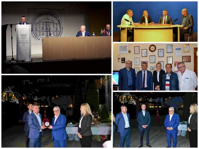 ÇOMÜ'nün Uluslararası İşbirlikleri Gelişiyor
