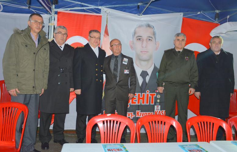 ÇOMÜ Rektör Yardımcısı Prof. Dr. Süha Özden, Mevlit Programına Katıldı