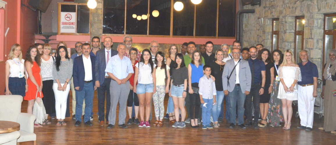 ÇOMÜ TÖMER-Yunus Emre Enstitüsü Yaz Okulu Başladı
