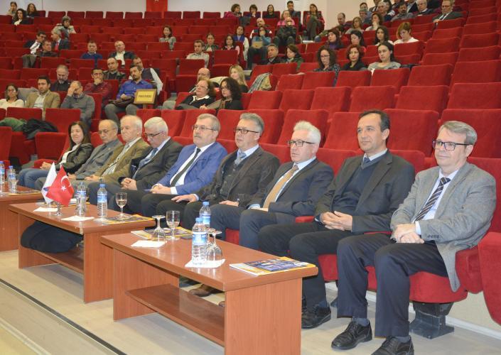 Fen Edebiyat Fakültesi Akademik Genel Kurul Toplantısı Gerçekleşti