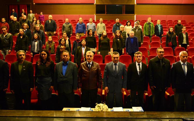 Güzel Sanatlar Fakültesi Akademik Kurul Toplantısı Gerçekleştirildi