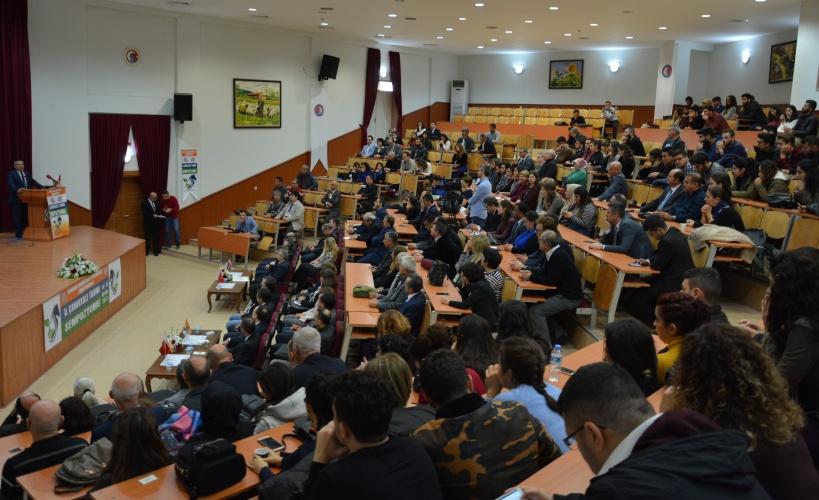 II. Çanakkale Tarımı Sempozyumu Açılış Töreni Gerçekleşti