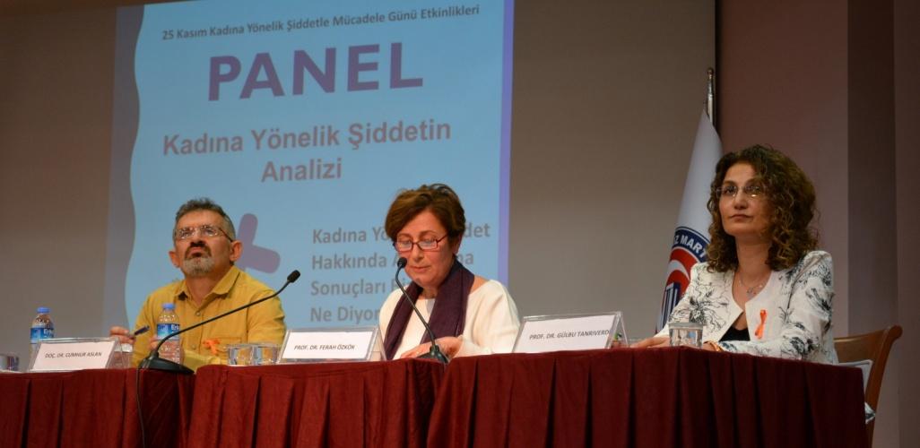 'Kadına Yönelik Şiddet' Güncel ve Küresel Bir Sorun