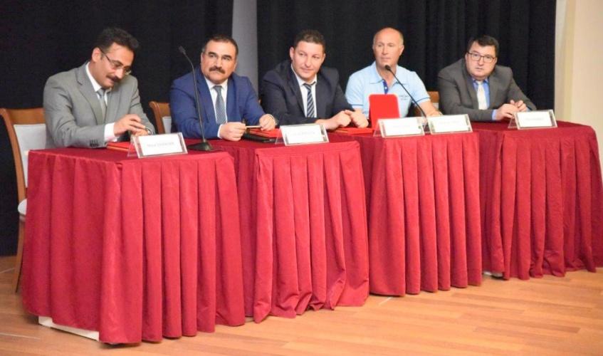 """""""Çanakkale'de Havacılık ve Gelişimi"""" Paneli Gerçekleştirildi"""