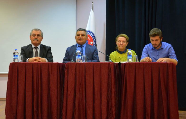 Rektör Acer, Öğrenci Topluluklarının Başkanları İle Bir Araya Geldi