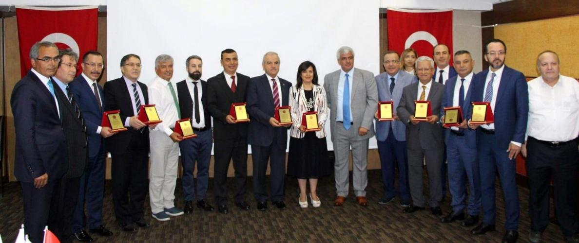 Rektör Prof. Dr. Acer, 15 Temmuz Uluslararası Demokrasi, İnsaniyet ve Barış Ödülü'nün Lansmanına Katıldı