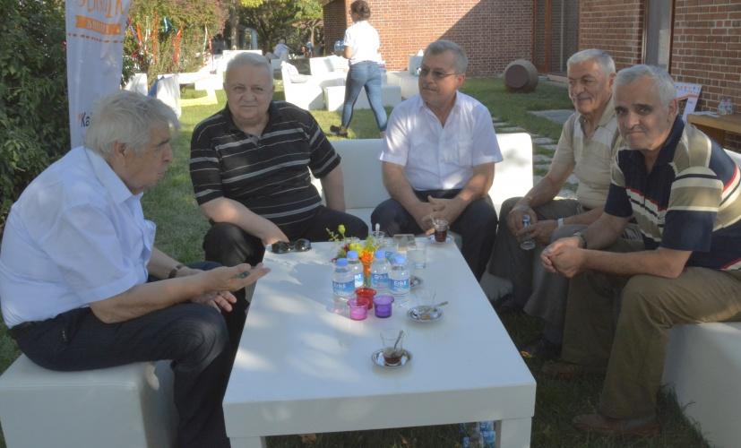 Rektör Vekili Prof. Dr. Mirza Tokpunar Kale Grubu 60. Yılı Etkinliklerine Katıldı