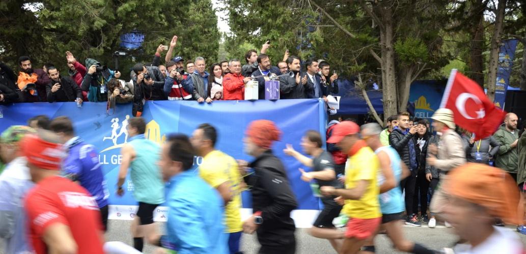 Sportmen ÇOMÜ'lüler Gelibolu Maratonu'nda