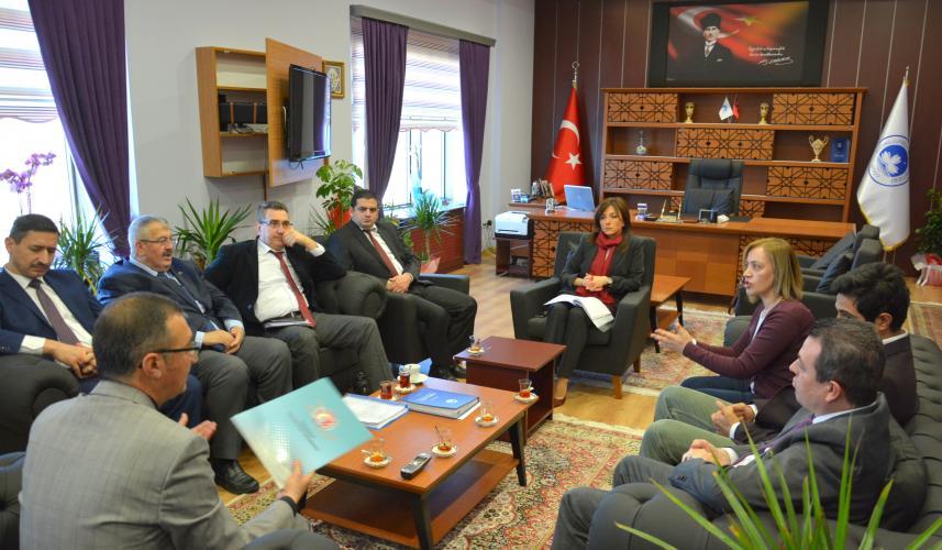 TÜB 9. ve 10. Alt Kurul Toplantısı Kırklareli'nde Yapıldı