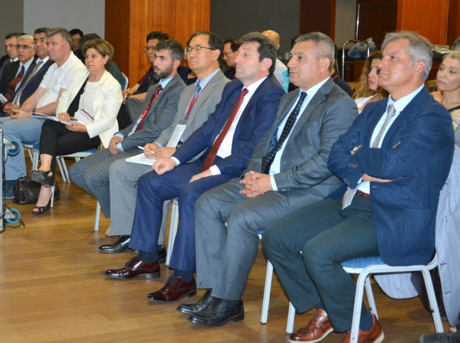 Türkiye ile Kore Cumhuriyeti Arasındaki Diplomatik İlişkilerin 60. Yılı Etkinliklerle Kutlandı