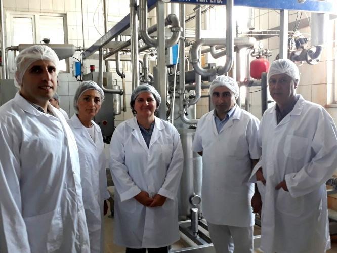 Üniversite Sanayi İşbirliği Çalışmaları Saha Ziyaretleriyle Devam Ediyor