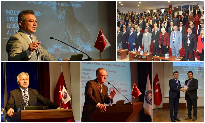 VII. Uluslararası Eğitimde Araştırmalar Kongresi: Ülkemizi Yenilikçi Nesiller Öne Çıkartacak