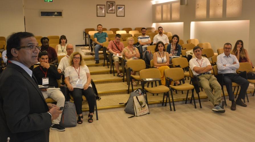 16.International Symposium on Electrokinetic Remedation, ÇOMÜ Ev Sahipliğinde Gerçekleşiyor