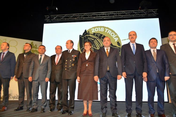 2018 Troia Yılı'nın Lansmanı Gerçekleşti