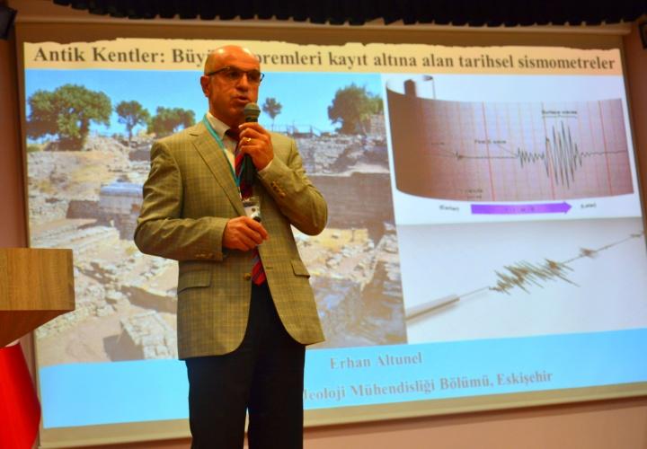 Aktif Tektonik Araştırma Grubu (ATAG) 22.Çalıştayı ÇOMÜ Evsahipliğinde Gerçekleşiyor