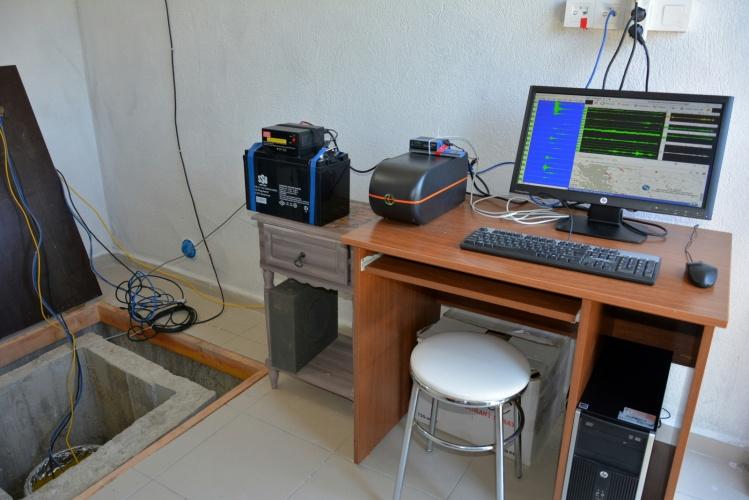 ÇOMÜ'de İki Yeni Deprem Kayıt İstasyonu Açıldı