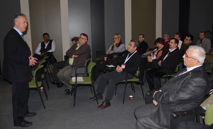 ÇOMÜ'lü Akademisyenler Kaleseramik ArGe Merkezi'ne Konuk Oldu